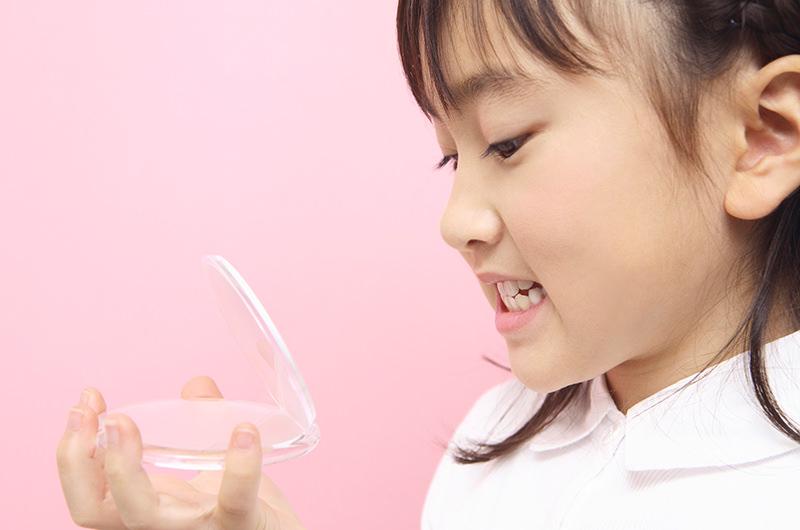咬合誘導で歯の生え変わりをマネジメント