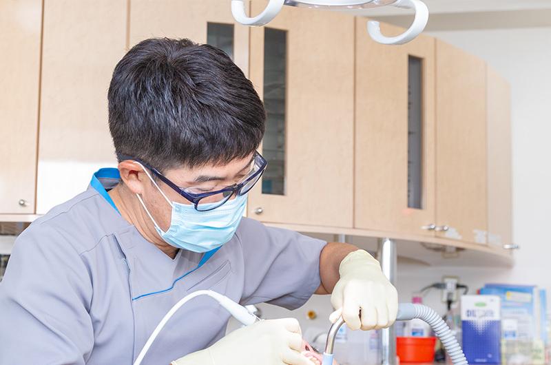 地元・南武庫之荘のかかりつけの歯科医として。